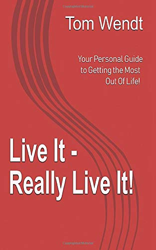 Live It - Really Live It! Is a #1 Best-Seller